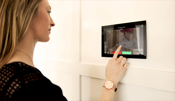Touchscreen Intercom