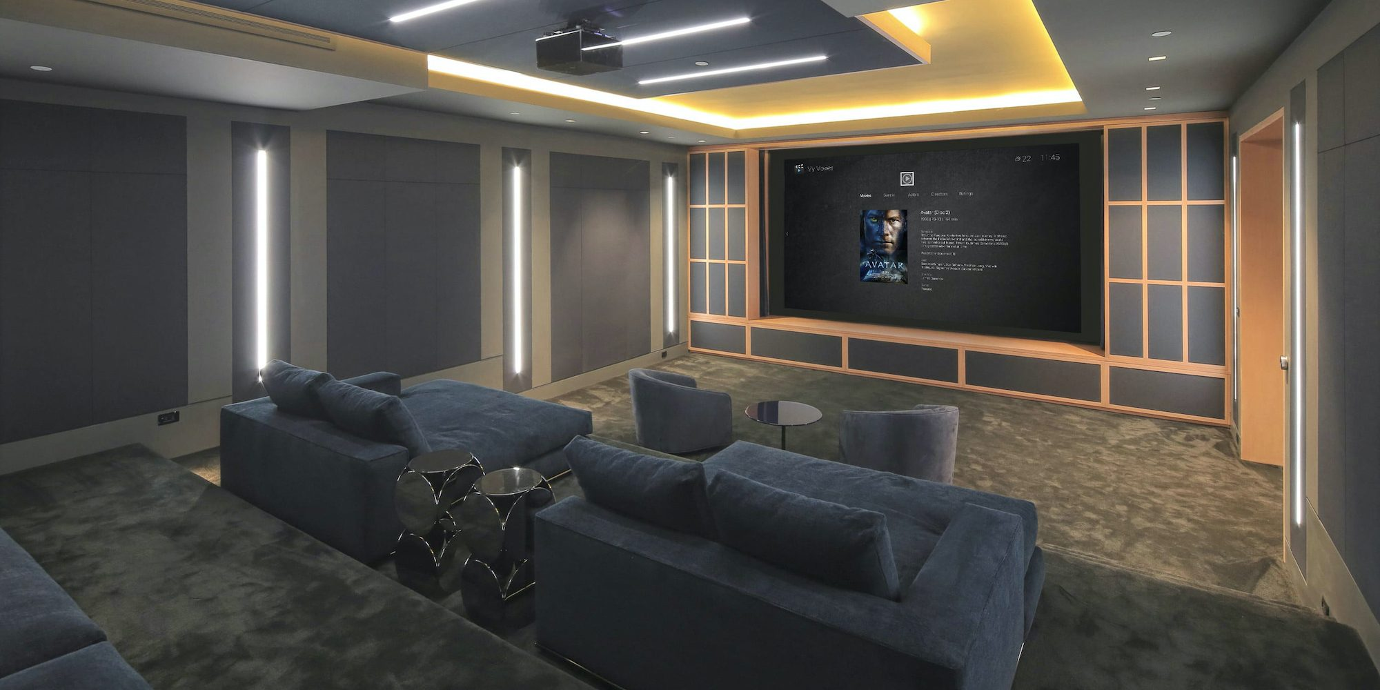 Does Your Client Want a Custom Home Theater Design?