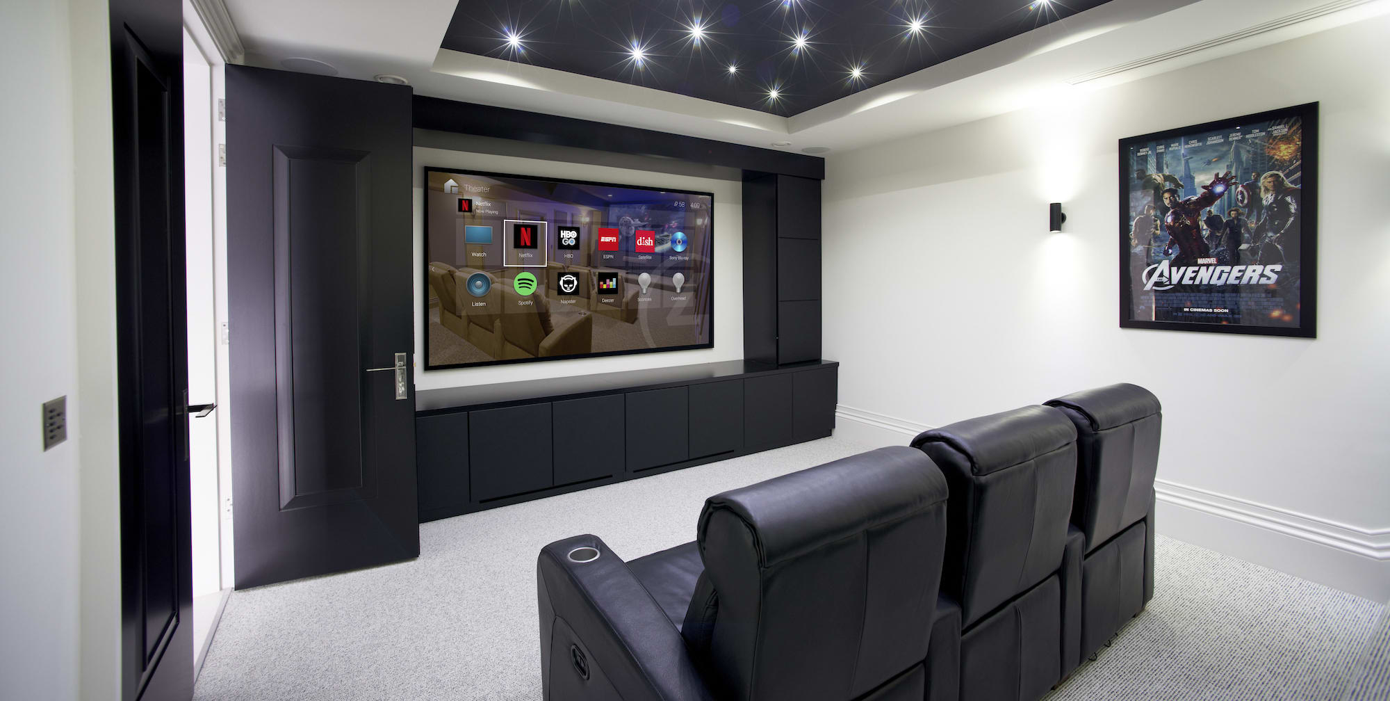 Incorporate Control4 Smart Automation into Your Home Theater