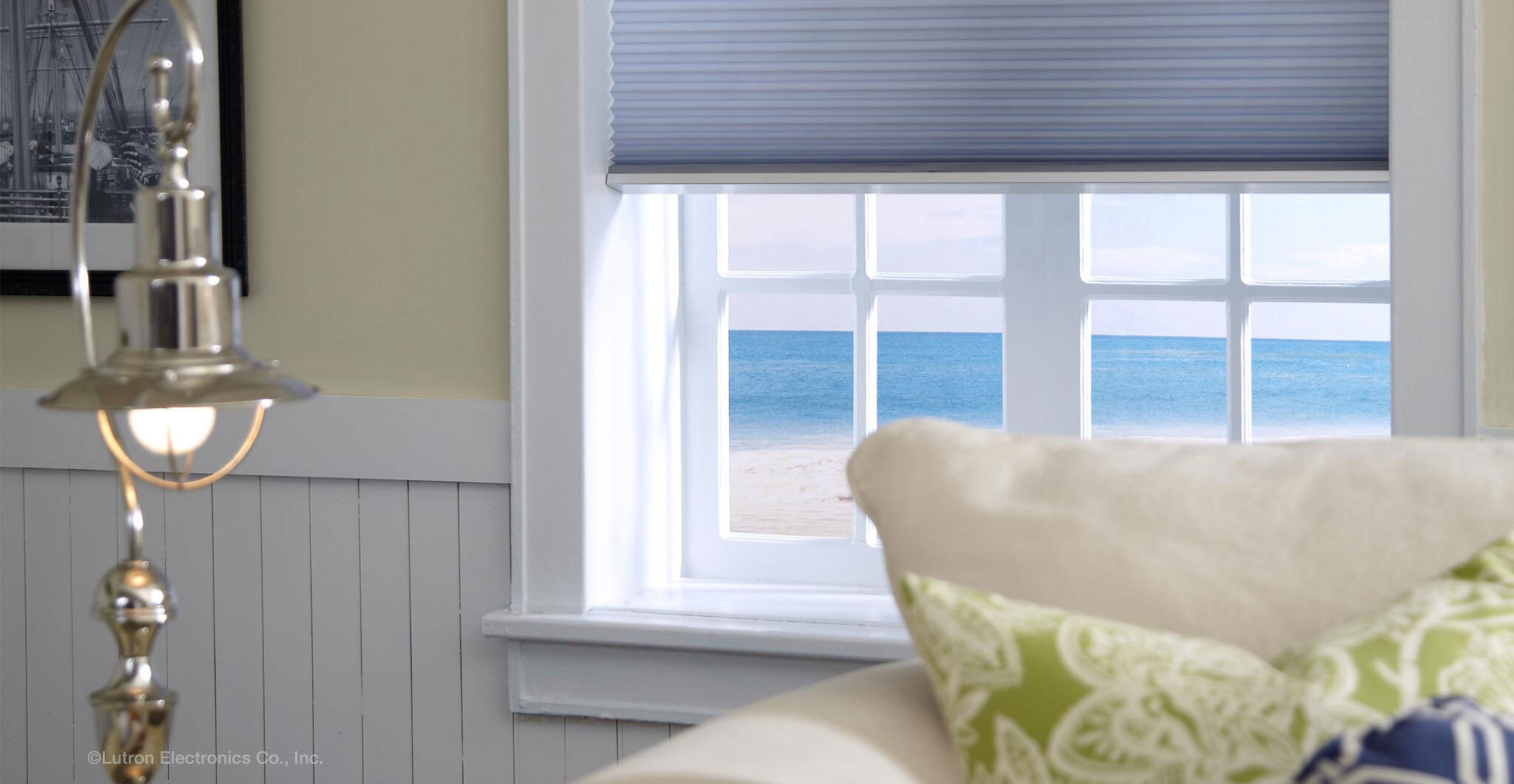Enjoy Natural Sunlight in Your Home with Just a Tap!